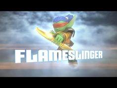 Skylanders Heroic Challenge - Flameslinger