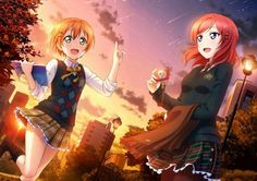 Love Live School Idol Festival / Rin & Maki