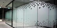 Window Frosting Sydney