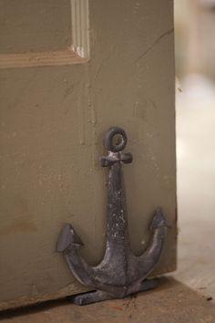 Nautical Anchor Door Stop