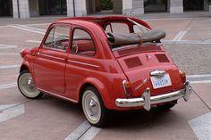 Fiat : 500 1959 FIAT 500 N US VERSION Normale Trasformabile