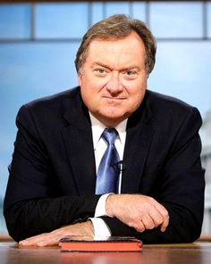 TIM RUSSERT  HOST OF MEET THE PRESS  DIED IN 2008 OF A HEART ATTACK SURVIVED BY WIFE MAUREEN ORTH AND THEIR SON LUKE
