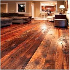 Barn wood flooring never have to worry about kids or dogs scratching the wood floor. 31 Top Traditional Decor Style For Your Perfect Home This Summer – Barn wood flooring never have to worry about kids or dogs scratching the wood floor. Style At Home, Future House, My House, Farm House, Pine Floors, Hardwood Floors Wide Plank, Engineered Hardwood, Heart Pine Flooring, Wood Planks