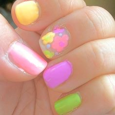 I love this look from @Sephora's #TheBeautyBoard: http://gallery.sephora.com/photo/spring-nails-23198