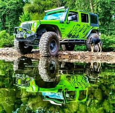 Mostly Jeeps