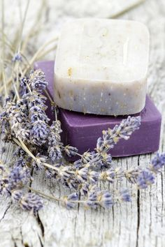 Making your own Homemade lavender soap is not only fun, but a great way to improve your soap making skills. Make 12 Lavender Scented bars in just one hour. Lavender Cottage, French Lavender, Lavender Soap, Lavender Blue, Lavender Fields, Lavender Flowers, Soap Labels, Soap Packaging, Color Lila