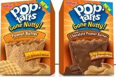 gone nutty pop tarts - Google Search