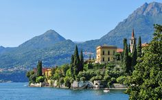 Try lake como for a touch of glamour - maybe even bump into George Clooney!