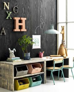 10 Ideas para decorar con LeTRas y brillar | Decoración