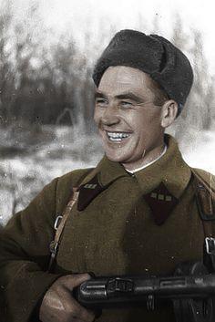 Soviet Gunner