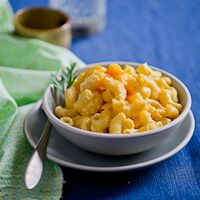 One Pot, Stove Top, Creamy Mac and Cheese