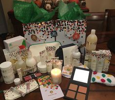 2017 Arbonne holiday