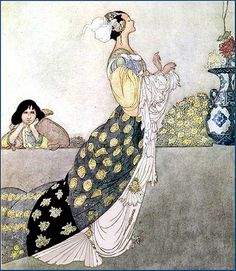 Charles Robinson--The Happy Prince