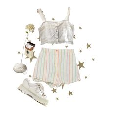 """""""white dreams"""" by silkwitch on Polyvore featuring ferm LIVING"""