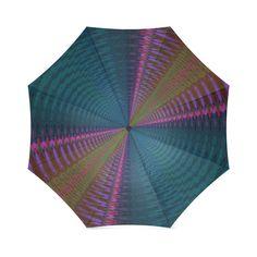 neon candy Foldable Umbrella