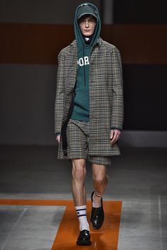 MSGM Fall 2017 Menswear Collection - Fashion Unfiltered
