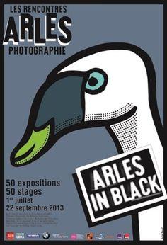 Affiche des rencontres d' #Arles 2013 - michel bouvet  #photo #photographie #photographer #photography #photographe #OlivierOrtion #festival