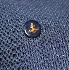 anchor button on chanel jacket by Carillon