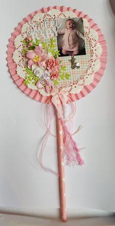 sj Lollipop kort til en lille ny