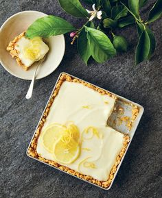 GASTROTURF: Lemon Twist: When fate sours your plans, you have to rind it out Tart Recipes, Fruit Recipes, Baking Recipes, Dessert Recipes, Cold Desserts, Lemon Desserts, No Bake Desserts, South African Desserts, Sweet Tarts