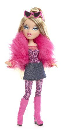 Amazon.com: Bratz Catz Doll - Cloe: Toys & Games $12.75