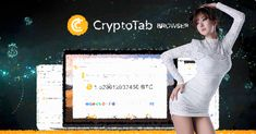 CryptoTab Browser - Lightweight, fast, and ready to mine! Bitcoin Mining Software, Free Bitcoin Mining, Bitcoin Miner, Fast Browser, Web Browser, Mining Pool, Instant Messenger, Crypto Mining, Bitcoin Wallet