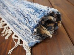 Recycle Denim Mat