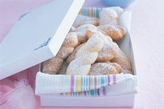 These traditional Greek Easter biscuits are delicious the whole year round.
