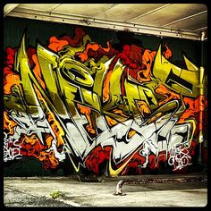 Today we dedicate all of our graffiti posts to the various artists paying tribute to Nekst. We are sure there will be many, many more, as Nekst has ha. New York Graffiti, Best Graffiti, Graffiti Wall Art, Graffiti Drawing, Graffiti Painting, Graffiti Alphabet, Graffiti Lettering, Street Art Graffiti, Graffiti Artists