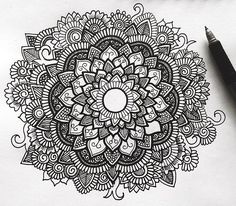 Love doodling Do you guys wanna see a time lapse of this drawing?…