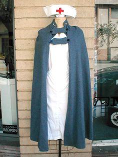 1940s Military Nurse Costume Rentals
