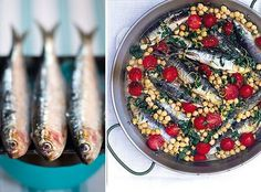 Healthy & Sustainable:  12 Ways to Eat Sardines - lots of good ideas for my favorite fish in the can. =)