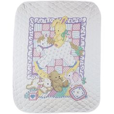 Image result for cross stitch blanket kit