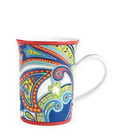 Porcelain Mug | Vera Bradley #MySuiteSetupSweepstakes