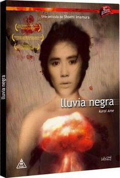 Lluvia negra (1989) Xapón. Dir.: Shohei Imamura. Drama. Histórico.II Guerra Mundial - DVD CINE 1994