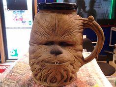 Vintage Star Wars Chewbacca Mug Star Wars Love, Star Trek, Star Wars Mugs, Three Best Friends, Cartoon Games, Love Stars, Chewbacca, Nerdy, Geek Stuff