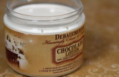 Chocolade Lotion - Debaucherous Bath