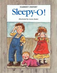 Soothing, singing, dancing, playing the fool--nothing, it seems, will get baby-o to go to sleep until sister finds the solution, in a picture book of verses accompanied by music, based on an Appalachian folksong.
