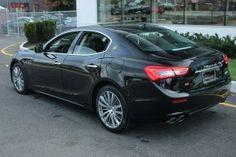 2015 Maserati Ghibli cost