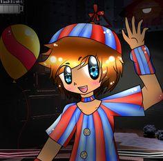 [FNAF 2] Balloon Boy by ItsJasie on DeviantArt