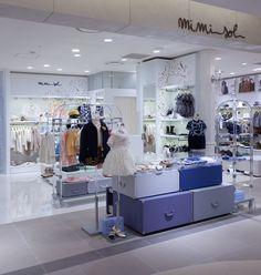 New opening in Japan, at Hankyu department store in Osaka! #mimisol #shop #childrenswear #kidswear #fashion #japan #hankyu #osaka