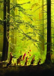 Tree-Free kortti: Secret Parade