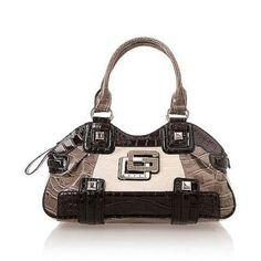 Love this chocolate mocha Guess purse