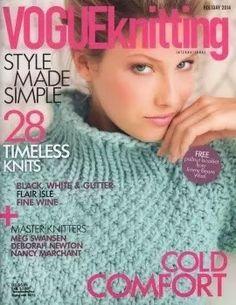 Daily: Vogue knitting holiday 2014