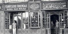 Rebul Eczanesi -Beyoğlu 1900 ler