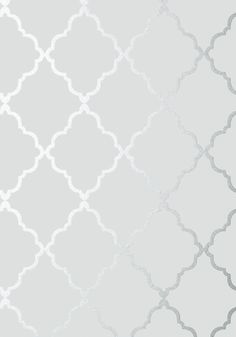 Anna French Klein Trellis Silver on Grey Wallpaper - - Seraphina Collection Wallpaper Sky, Bathroom Wallpaper, French Wallpaper, Wallpaper Patterns, Grey Moroccan Wallpaper, Grey Wallpaper Living Room, Luxury Wallpaper, Unique Wallpaper, Beautiful Wallpaper