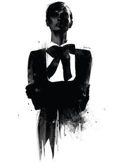 Floyd Grey #art #illustration