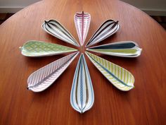 My Stig Lindberg Fajans Leaf Dish Collection - Gustavsberg Pottery Plates, Ceramic Plates, Swedish Design, Scandinavian Design, Mid Century Style, Mid Century Design, Stig Lindberg, Dining Ware, Plate Design