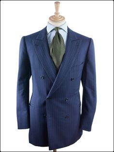 Never Enough Blue Suit ! by Claude Rousseau