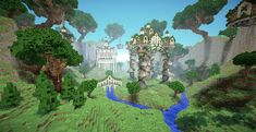 Minecraft Bridges, How To Play Minecraft, Minecraft Stuff, Minecraft Buildings, Minecraft Projects, Minecraft Designs, Minecraft Ideas, Minecraft Architecture, Something To Do